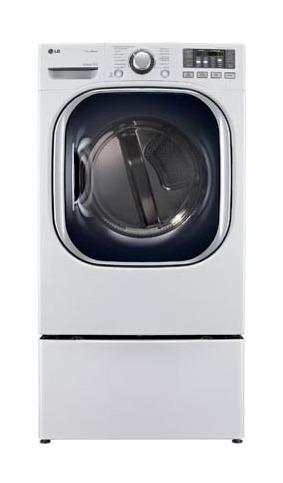 Gallery - 7.4 cu. ft. Ultra Large Capacity SteamDryer (Electric)