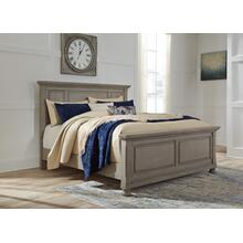 Lettner King/california King Panel Footboard