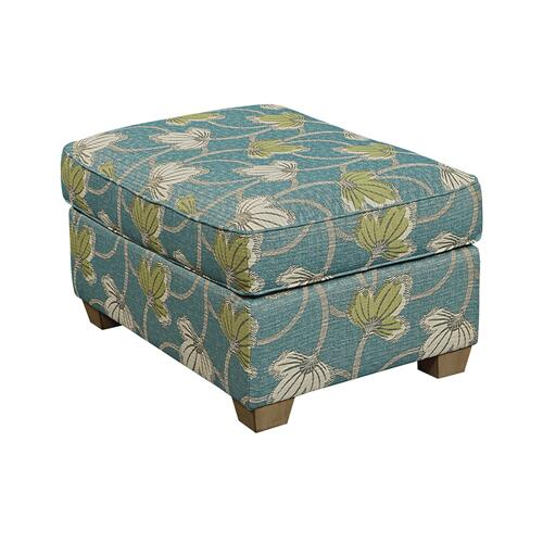 Capris Furniture - 512 Ottoman
