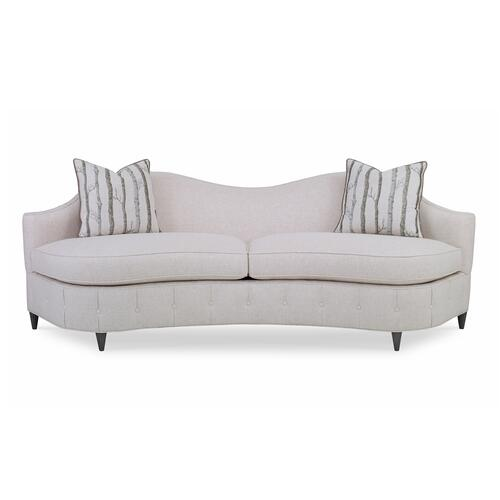 Daphne Sofa - Buttoned Front