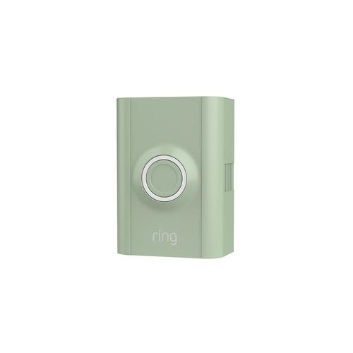 Interchangeable Faceplate (for Ring Video Doorbell 2) - Bright Turquoise