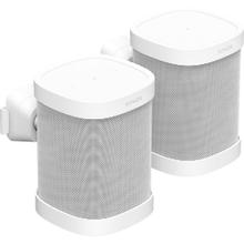 White- Sonos Wall Mount (Pair)