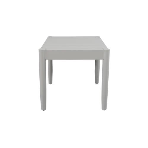 "Nevis 21"" Square Side Table"