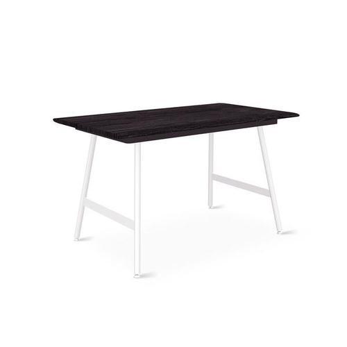 Envoy Desk 50 Inch / Black Ash/black / Lecture White