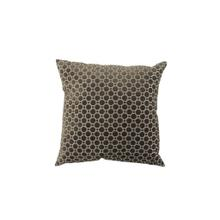 """See Details - FABRIC PILLOW 24""""W, 24""""H"""