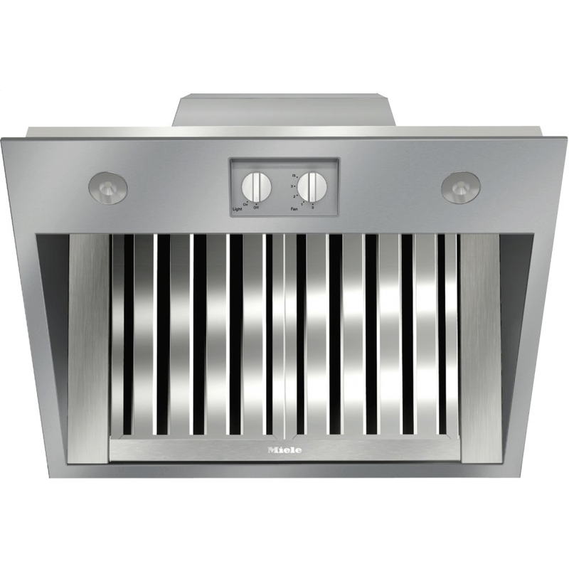 DAR 1120 - Insert ventilation hood for perfect combination with Ranges and Rangetops.