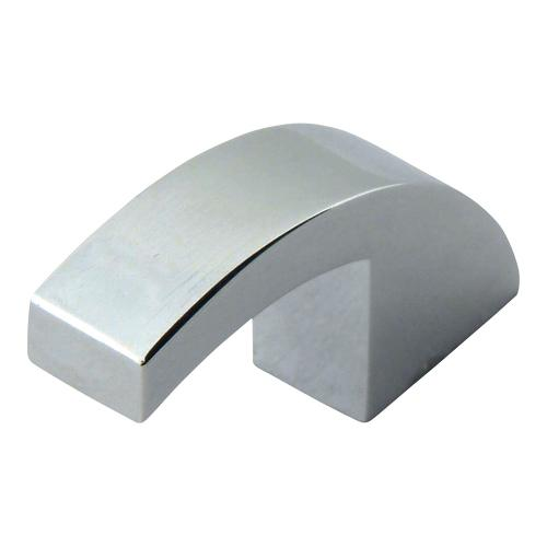 Hook Knob 1 3/4 Inch - Polished Chrome