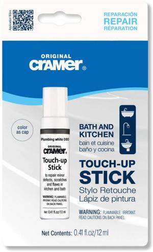 White Cramer Bath & Kitchen Touch-Up Stick Product Image