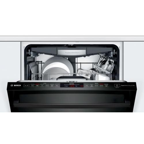 800 Series Dishwasher 24'' Black SHXM78Z56N