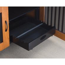 Chameleon Media Tray, Black