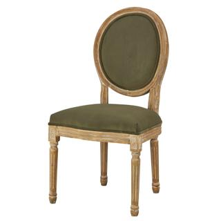 See Details - Round Maxwell Side Chair (agave)