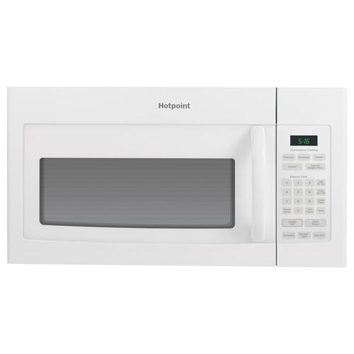 Gallery - Hotpoint® 1.6 Cu. Ft. Over-the-Range Microwave Oven