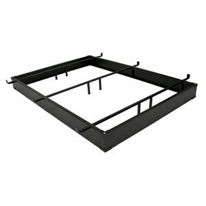 """Dynamic Metal Bed Base, Queen 10"""" High"""