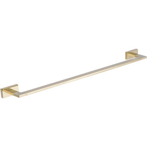 Axel Bath Towel Bar 24 Inch Single - French Gold
