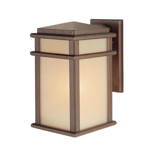Mission Lodge Medium Lantern Corinthian Bronze