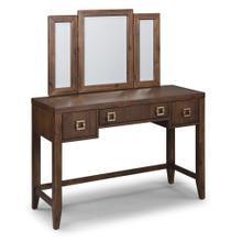 Bungalow Vanity With Mirror