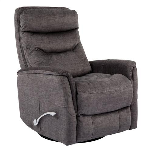 GEMINI - TITANIUM Manual Swivel Glider Recliner