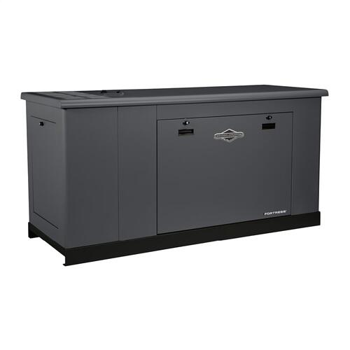 Briggs and Stratton - 35kW 1 Fortress Standby Generator - Backup Power for Larger Homes or Small Businesses