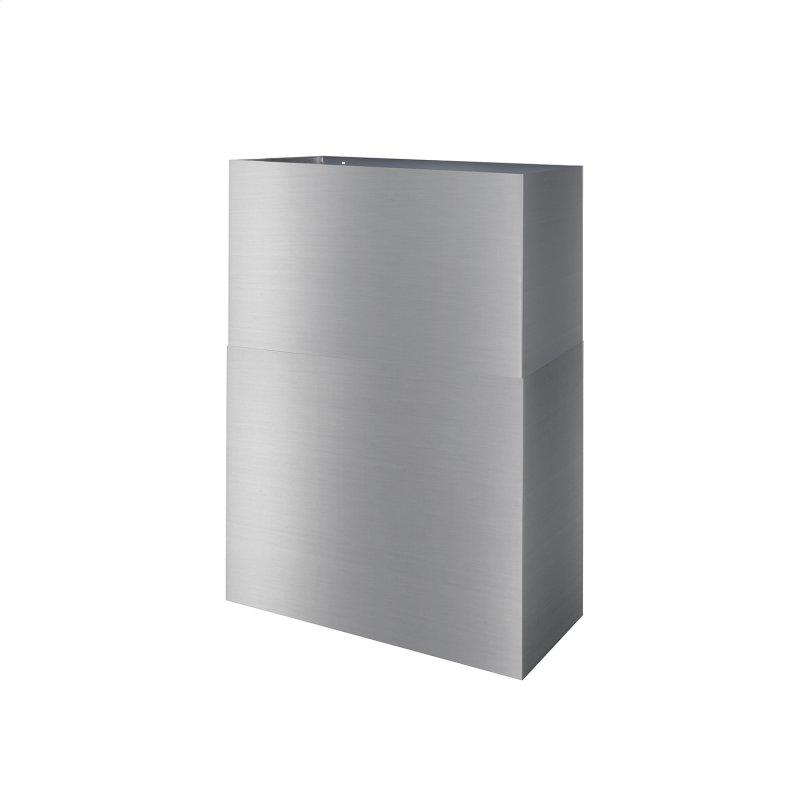30 Inch Duct Cover for Range Hood In Stainless Steel