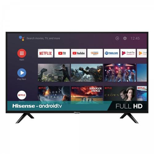 """40"""" Class - H55 Series - Full HD Hisense Android TV SUPPORT"""