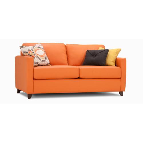 Jaymar - Esther Apartment Sofa (Wood legs - Tea T37)