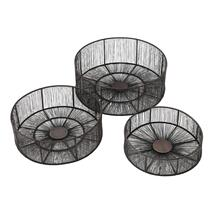 Connor Wire Trays,Set of 3