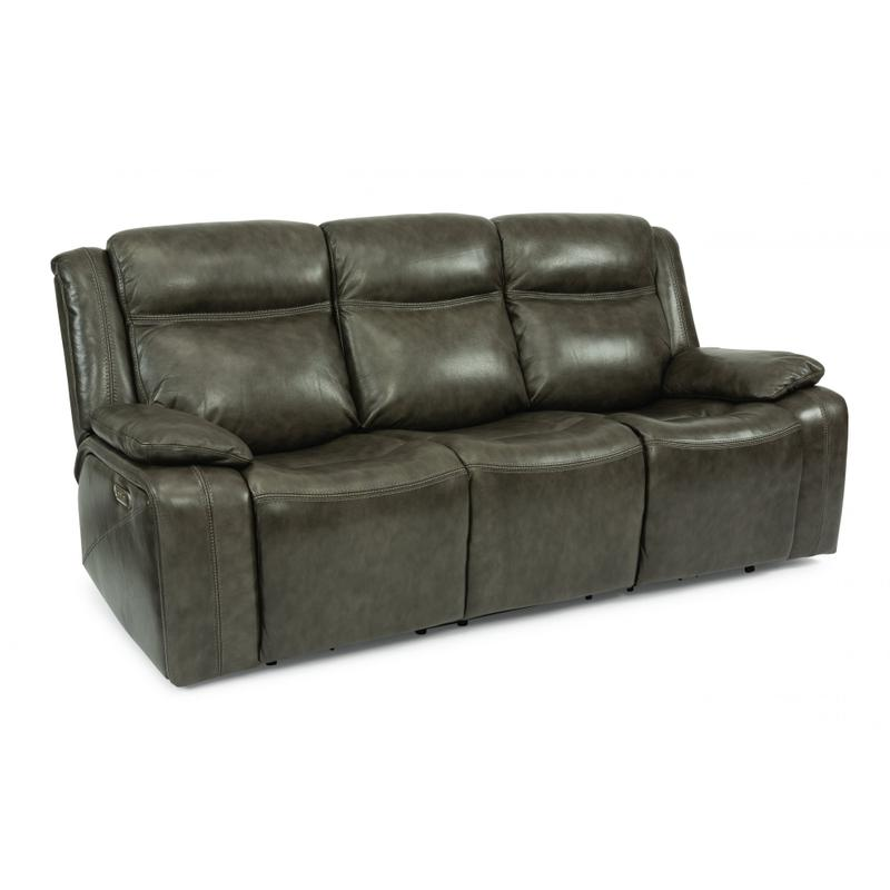 Journey Power Reclining Sofa with Power Headrests