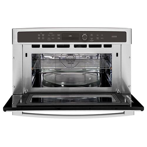 Gallery - GE Profile™ 30 in. Single Wall Oven with Advantium® Technology