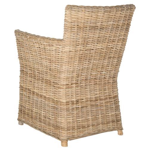 Natuna Rattan Arm Chair - Natural