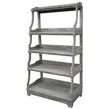 Open Stacked Displayy Shelf - Rw