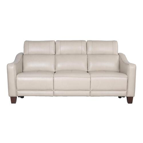 Giorno 3-Piece Leather Reclining Upholstery Set (Sofa, Loveseat and Recliner)