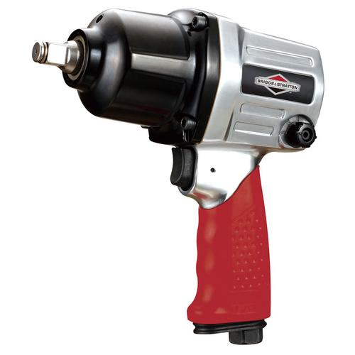 """Briggs and Stratton - 1/2"""" Heavy-Duty Impact Wrench - Great for removing lug nuts and general assembly work"""