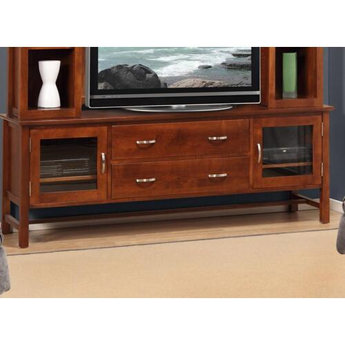 "Brooklyn 74"" HDTV Cabinet With Hutch"