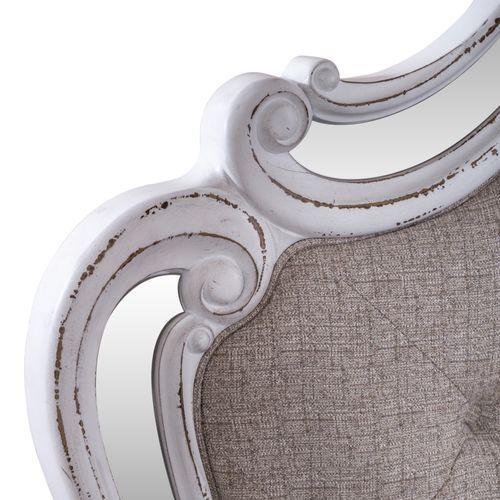 Liberty Furniture Industries - King Uph Mirror Headboard