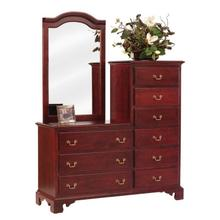 Elegant River Bend Chesser - Mirror