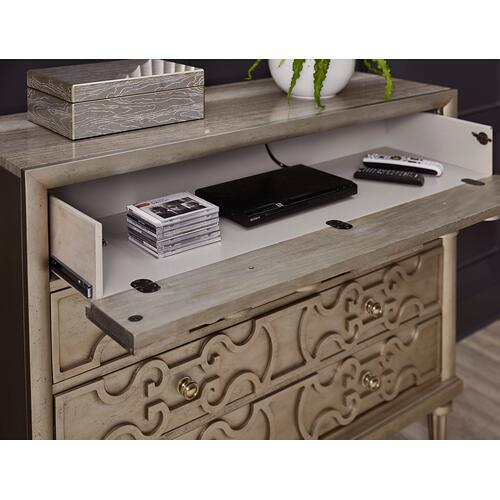 A.R.T. Furniture - Morrissey Collen Media Chest Bezel