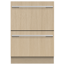 View Product - Integrated Double DishDrawer™ Dishwasher, Sanitize