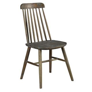 See Details - Lloyd Chair (brown Wash)