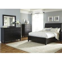 View Product - King Storage Bed, Dresser & Mirror, Chest