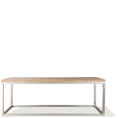 Rectangular Coffee Table - Brindled Fawn Finish