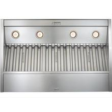 "46-3/8"" Stainless Steel Built-In Range Hood with Internal Super Pro 1200 CFM Blower"