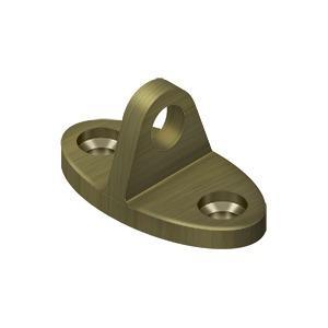 Deltana - Cabin Hook Eye for Contemporary - Antique Brass