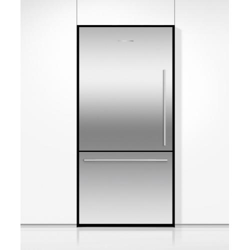 "Freestanding Refrigerator Freezer, 32"", 17.1 cu ft, Ice"