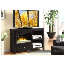 "Cosmopolitan 54"" TV Console/Fireplace"