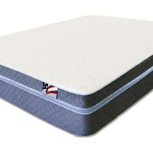 Queen-Size Iris Gel-infused Memory Foam Mattress