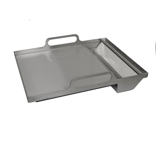 Dual Plate Stainless Steel Griddle - RSSG4