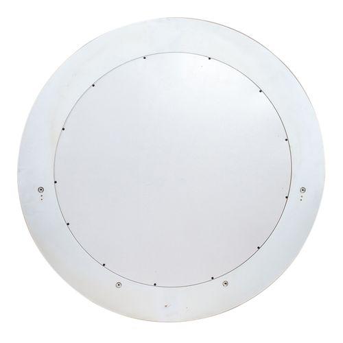 Liberty Furniture Industries - Round Mirror - White