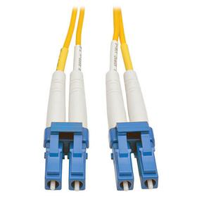 Duplex Singlemode 8.3/125 Fiber Patch Cable (LC/LC), 8 m (26 ft.)