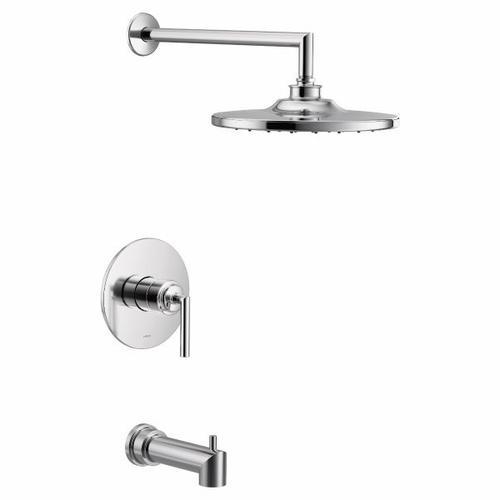 Arris chrome m-core 3-series tub/shower