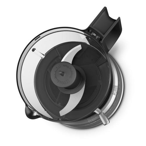 KitchenAid - 3.5 Cup Food Chopper - Contour Silver